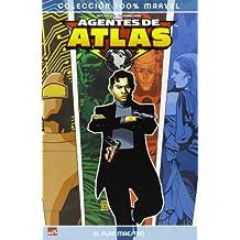 Agentes del Atlas, El plan maestro