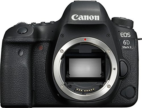 Canon Eos 6D Mark II 26.2MP Digital SLR Camera Body