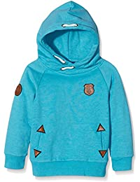 Tom Tailor Hoody with Details, Sweat-Shirt à Capuche Fille