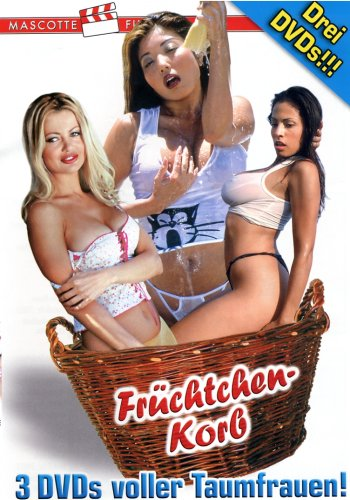 Preisvergleich Produktbild Erotik Box 3 DVD´s Früchtchen-Korb