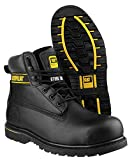 Caterpillar Holton SB Safety Boot Black Size 15
