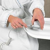 Bathlift Bathmaster Deltis with White Covers UK