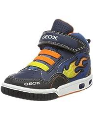 Geox Jungen Jr Gregg A Hohe Sneakers