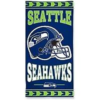 WinCraft Serviette de bain de l'équipe de NFL Seattle Seahawks