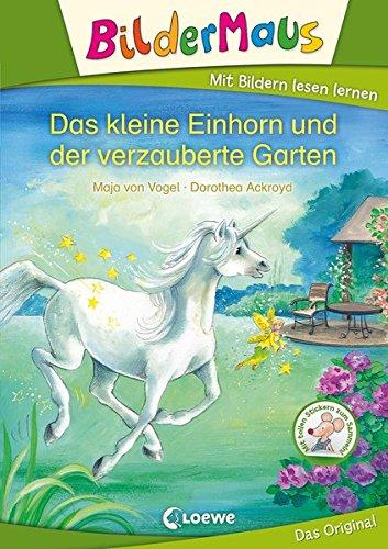 Bildermaus – Das kleine Einhorn und der verzauberte Garten