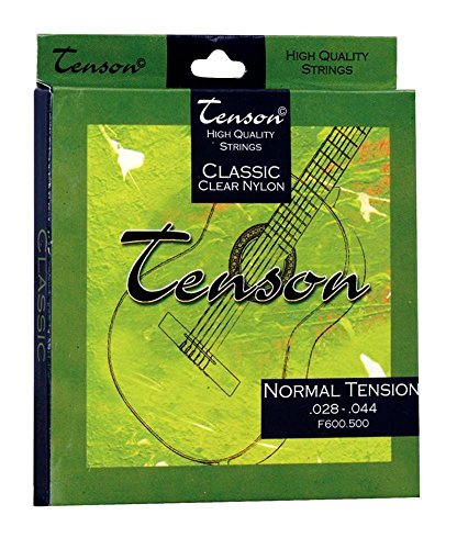 GEWApure Strings for classic guitar Tenson Nylon  available at amazon for Rs.246