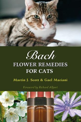 Bach Flower Remedies for Cats - 9781844091126