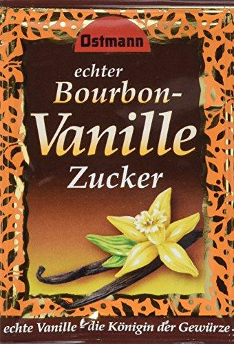 Ostmann Bourbonvanillezucker, 5er Pack (5 x 24 g)