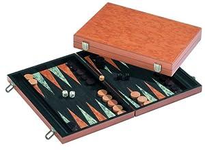 Philos-Spiele - Backgammon, 2 Jugadores Importado de Alemania