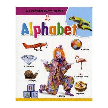 L'Alphabet (Ma première encyclopédie)