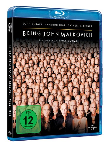 Being John Malkovich [Blu-ray]