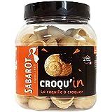 Sabarot - Croqu'in Escargots en pot 120g