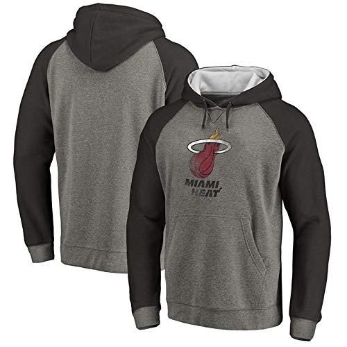 Sport Pullover Mit Kapuze Pullover Heiße Team Stars Sport Pullover Buchstaben Lose Druck Äußere Oberteile Mit Kapuze Basketball-Sweatshirt (Color : 3, Size : XL) ()