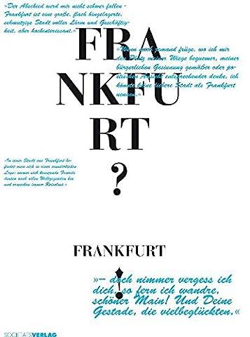 Frankfurt?