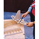 Lime de papier abrasif à attache rapide de 26mm Rona 270mm