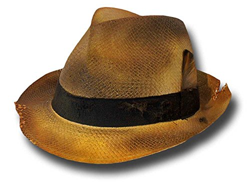 Trilby hut Rave Dusty gold
