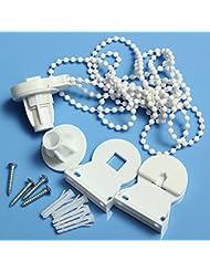 Stallion® Cortina rodillo Cluth soporte cadena de abalorios 25mm Kit de reparación de tubo