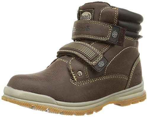 Dockers Boys' 37WA712 Boots Brown Size: 1 UK