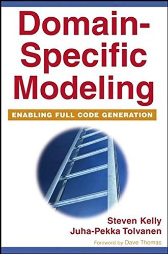 Domain-Specific Modeling: Enabling Full Code Generation (Wiley - IEEE) (English Edition) (Modeling Domain-specific)