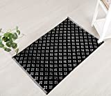 #8: Saral Home Cotton Multi Purpose Rugs- 50x80 cm
