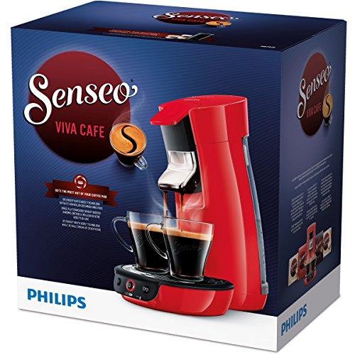Senseo HD7829/80 Viva Café Kaffeepadmaschine (Kaffee Boost