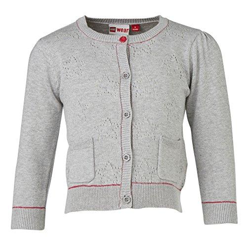 duplo-suma-603-cardigan-per-bambine-e-ragazze-grigio-gris-melange-86