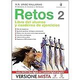 Retos. Con Palabras vivas. Con e-book. Con espansione online. Per la Scuola media: 2