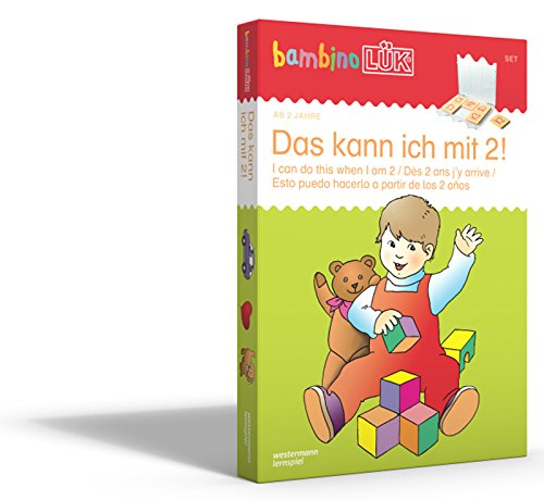 bambinoLÜK-Sets: bambinoLÜK-Set: Das kann ich mit 2