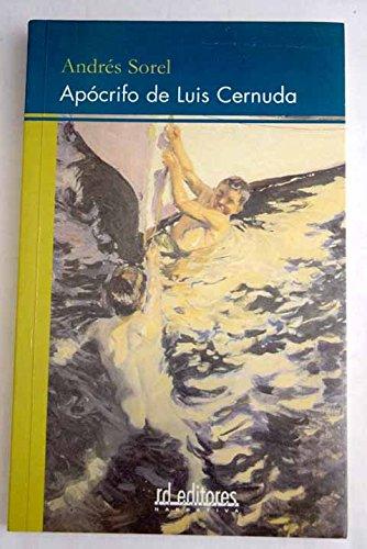 Apócrifo de Luis Cernuda