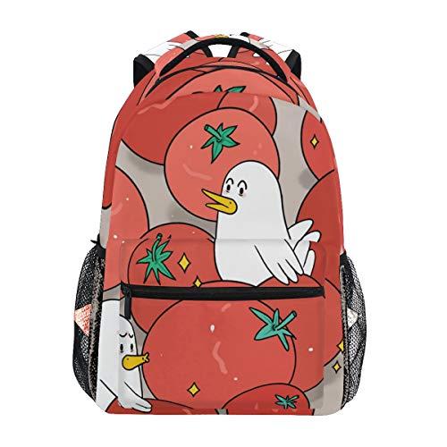 Backpacks College School Book Bag Travel Hiking Camping Daypack | 16