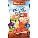 Milford kühl & lecker Melone 20 x 2.5 g, 1er Pack (1 x 50 g)