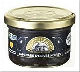 Tapenade noir, Tapenade von schwarzen Oliven, Olivenpaste 90g