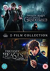 Fantastic Beasts 2-Film Collection [DVD] [2018]