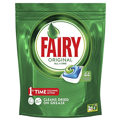 Fairy Original Todo 1 - Cápsulas Lavavajillas - Pack