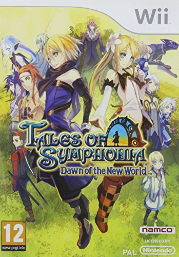 Nintendo Tales Of Symphonia: Dawn Of The New World (Wii) [Import UK] Adams Uhr