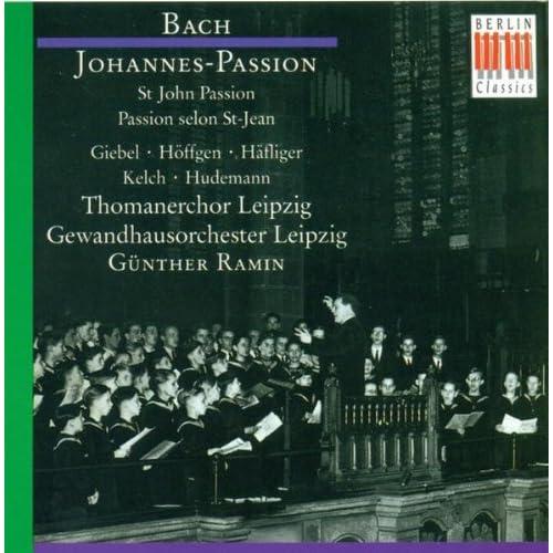 """Johannes-Passion, BWV 245: Part II - """"Und siehe da, der Vorhang"""""""