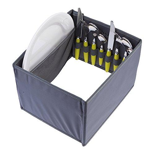 Meori A100046 Picknicker zu Faltbox