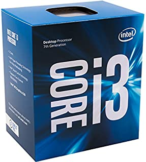 Intel BX80677I37300 Core i3-7300 4.00 GHz CPU - Black (B01LTI1JF6) | Amazon price tracker / tracking, Amazon price history charts, Amazon price watches, Amazon price drop alerts