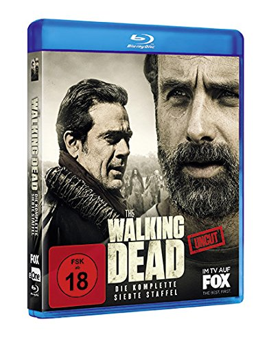 Walking Dead Staffel 7 Kaufen Amazon
