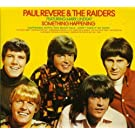 Something Happening by Paul Revere & the Raiders (2007-10-31)
