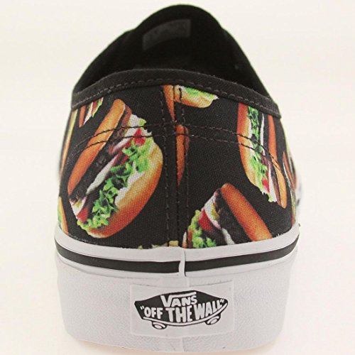 Vans Herren UA Authentic Sneaker Schwarz / Multicolor