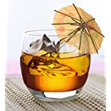 Pasabahce Round Barrel Whiskey Glass Set Of 6 | Premium 370 Ml For Whisky Glass,Scotch, Cocktail & Mix Drinks | Perfect For Home & Bars| With Beautiful Gift Box