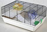 Topi gabbia gabbia per criceto Roditore Gabbia 59x 38x 29cm con accessori