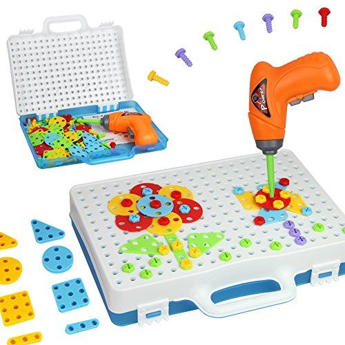 Mango Town Puzzle 3D Juego Mosaico Bloques Construccion Niños Rompecabezas Infantil Juguete...