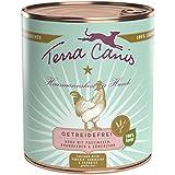 Terra Canis | Huhn mit Pastinaken mit Brombeeren & Löwenzahn, getreidefrei | 6 x 800 g