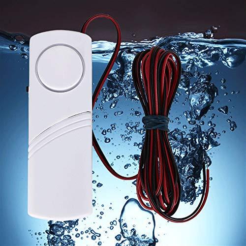 Jeephuer Wasserstand Alarm Badewanne Waschbecken Toilette Küche Anti-Überlauf Gerät Wasserleck...