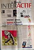 Telecharger Livres MONDE INTERACTIF LE No 17448 du 28 02 2001 AVOCAT OLIVIER ITEANU EST DEVENU L UN DES PREMIERS JURISTES A CONJUGUER DROIT ET NOUVELLES TECHNOLOGIES ENTREPRISES VENDRE DES ARTICLES DE BRICOLAGE SUR INTERNET CONSTITUE UNE TACHE ARDUE MAIS CEUX QUI S Y ATTELLENT NE MANQUENT PAS DE PUGNACITE CYBERCULTURE POUR S IMPOSER LA NOUVELLE CONSOLE DE SONY LA PLAYSTATION 2 DOIT EGALEMENT CONVAINCRE AVEC SES JEUX TECHNIQUES LE MASSACHUSETTS INSTITUTE OF TECHNOLOGIES QUI DEVRAIENT CHANGER (PDF,EPUB,MOBI) gratuits en Francaise