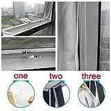 Mobile klimaanlage weichen stoff abgas - trockner abdichtung dämpfen und die Fenster der Siegel - tuch (klimaanlage zubehör)