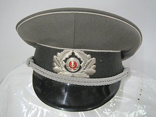Schirmmütze, Staatssicherheit, Stasi, MFS , NVA, Gr. 56, SED