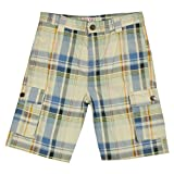 NOQNOQ Cargo Shorts Shorts Boys Check 2